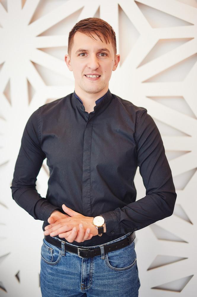 nutritionist Stefan Flore - Clinica de Nutritie Iasi