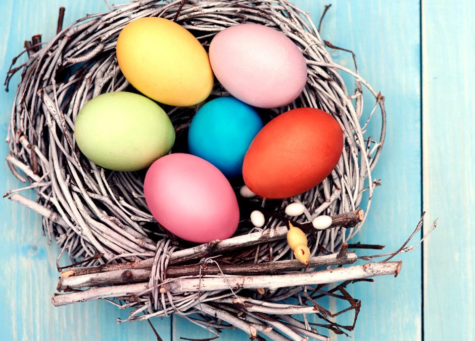 Cum mâncăm de Paște când suntem în izolare?